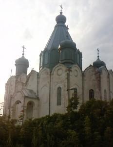 Церковь Липовка
